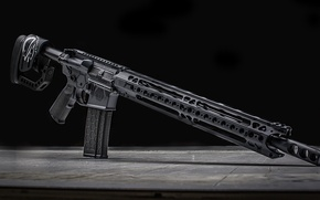 Picture weapons, background, assault rifle, LVOA-3G