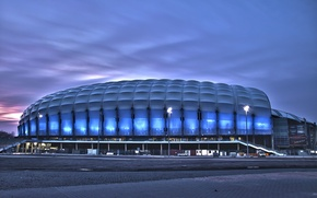 Picture Night, Architecture, Stadium