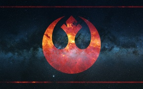 Picture Star Wars, symbol, star wars, the rebels, symbol, Rebel Alliance, rebel Alliance