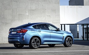Picture BMW, X6M