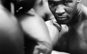 Picture Boxing, Mike Tyson, Tyson