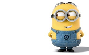 Wallpaper pose, minions, attitude