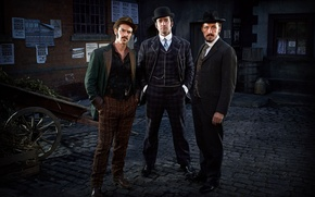 Picture the series, Street Ripper, Ripper Street