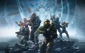 Picture Microsoft, Halo, 343 Industries, Halo 5: Guardians