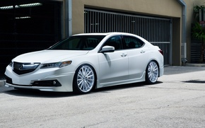 Picture Sedan, Acura, Tuned, TLX, & Vossen, Pembroke Pines