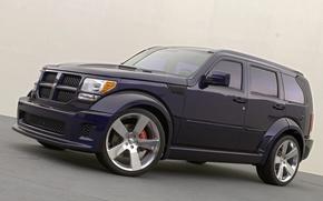 Picture SUV, Dodge, Nitro