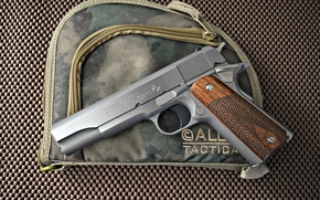 Wallpaper Colt, 9mm, gun