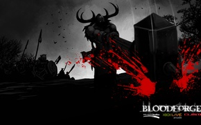 Picture wallpaper, gaming, 2013, Bloodforge