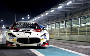 Wallpaper GranTurismo, MC GT4, Maserati, car