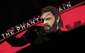 Picture metal gear solid, fan art, mgs, big boss, kojima productions, naked snake, Metal Gear Solid …