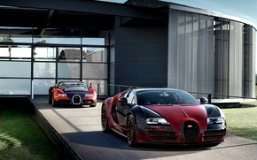 Picture supercar, Bugatti Veyron, Grand Sport, Vitesse, hypercar, The Final