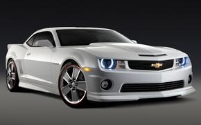 Picture machine, Chevrolet, sports car, camaro