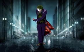 Picture Joker, joker, the dark knight, Ledger