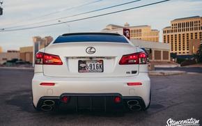 Picture Lexus, IS-F, Stance, StanceNation