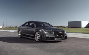 Picture Audi, Audi, sedan, MTM