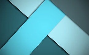 Picture line, green, blue, design, color, material