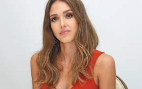 Picture look, girl, face, model, star, actress, beauty, jessica alba, latina