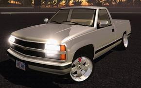 Picture SLR, Chevrolet, SLLR, Street Legal Racing