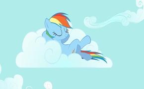 Picture Rainbow Dash, My little pony, MLP, MLP:FIM
