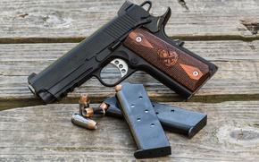 Picture gun, weapons, Champion Operator
