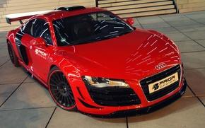 Picture Audi, tuning, supercar, the front, Prior-Design, GT650, prior-design