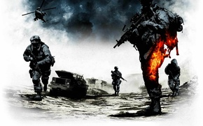 Picture Bad, Battlefield, Company