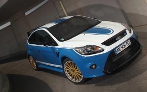 Picture The Mans, white, Focus, Classic, blue