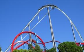 Picture rides, amusement Park, port Aventura