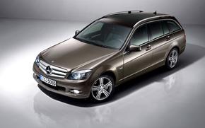 Picture Mercedes-Benz, Mercedes, universal, C-Class, S204
