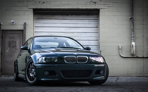 Picture BMW, BMW, Lights, Before, E46