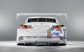 Picture Concept, Lexus, GT3, RC F, Lexus RC F GT3 Concept, Lexus Concept