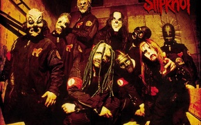 Picture group, team, Slipknot