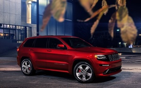 Picture car, Wallpaper, jeep, SUV, wallpapers, SRT, Jeep, Grand Cherokee
