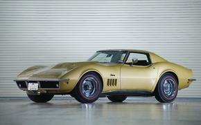 Picture Corvette, Chevrolet, Coupe, Stingray, 1973