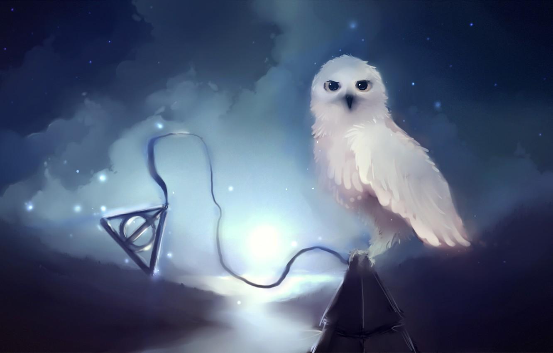 Photo wallpaper background, owl, panache, apofiss, Apophis