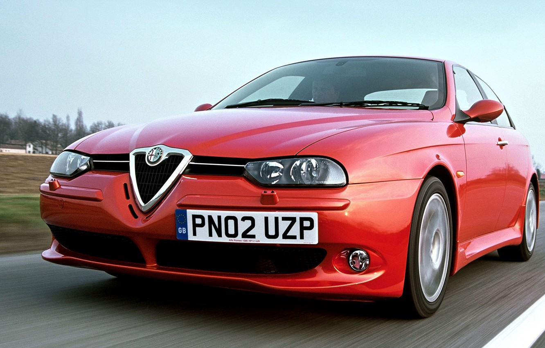 Photo wallpaper Alfa Romeo, Alfa, GTA, Alfa Red, Alfa GTA, Alfa Romeo 156 GTA, Alfa Rosso, Alfa …