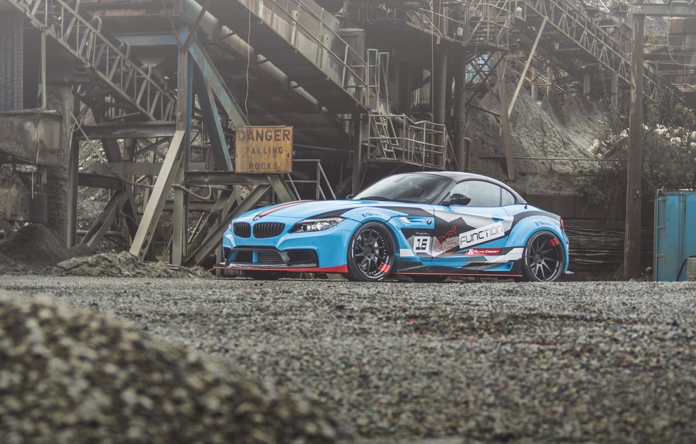 Photo wallpaper BMW, Factory, E89, Z4