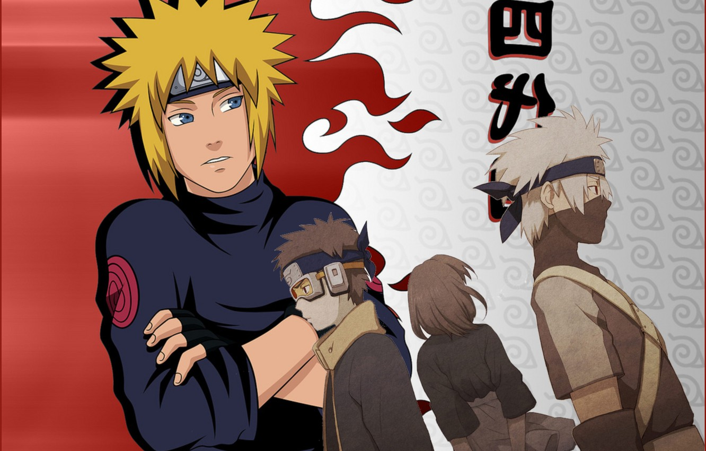 Photo wallpaper Naruto, Naruto, Characters, Hokage