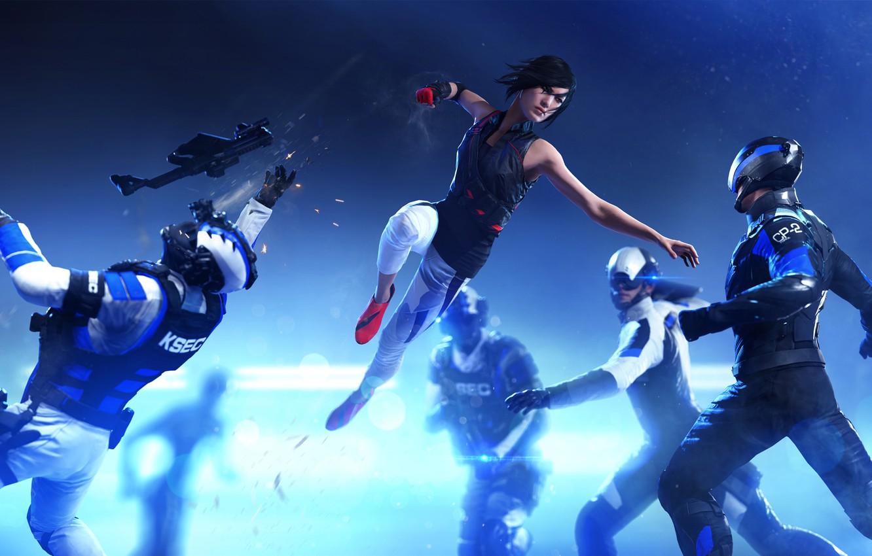 Wallpaper Girl, Electronic Arts, DICE, Faith, Faith, EA DICE