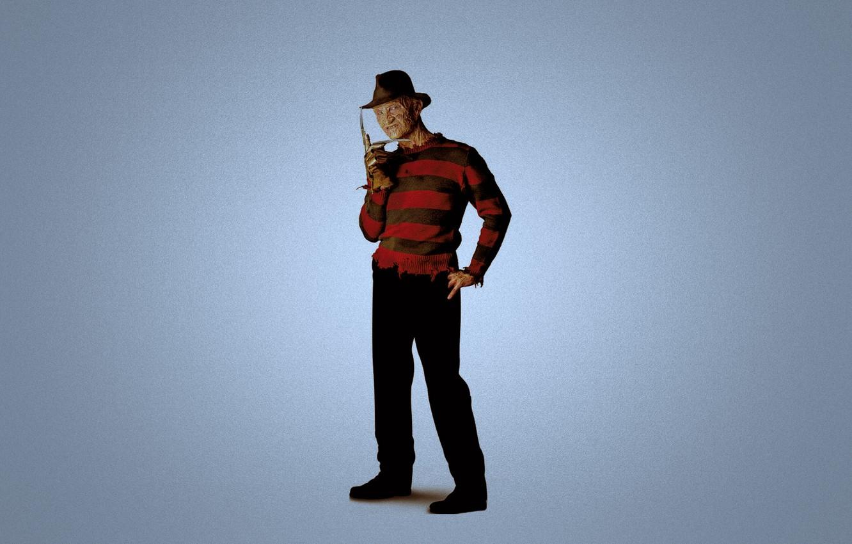 Photo wallpaper Freddy Krueger, a nightmare on elm street, Robert, horror, a nightmare on elm street, Englund, …