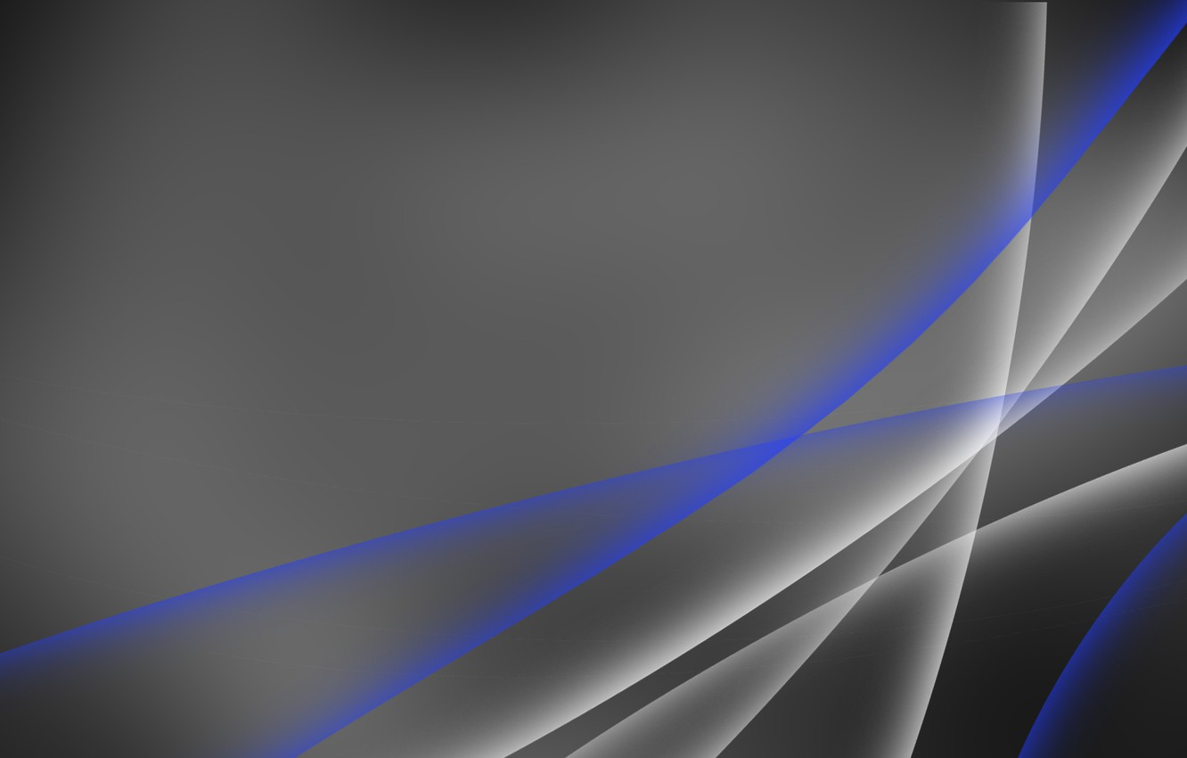 wallpaper vista abstract white grey blue lines white lines