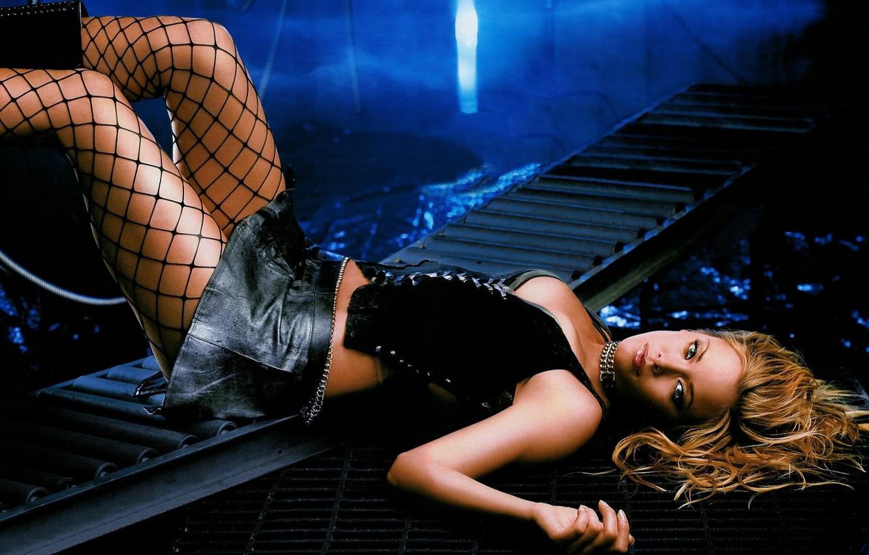 Photo wallpaper background, model, stockings