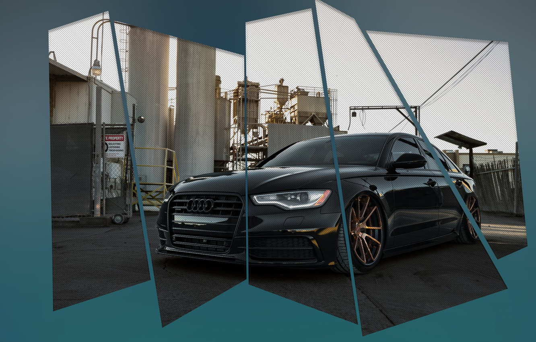Wallpaper Audi Gta Audi A6 Images For Desktop Section