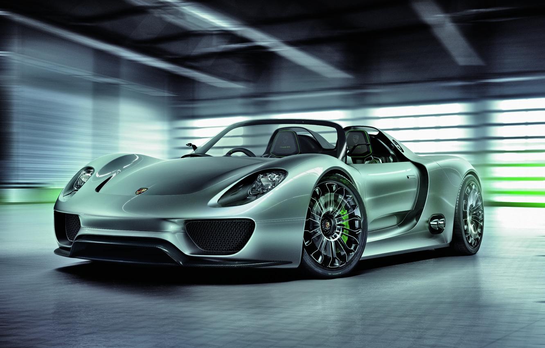 Photo wallpaper Concept, Porsche, Spyder, 3544 x 2506, 918
