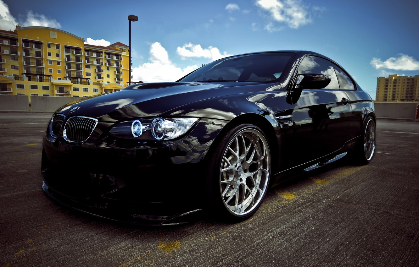 Photo wallpaper BMW, 360forged