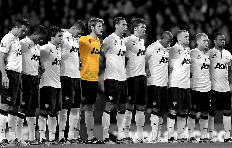 Wallpaper Red Team Manchester Football Manchester United Player United Man Utd Images For Desktop Section Sport Download
