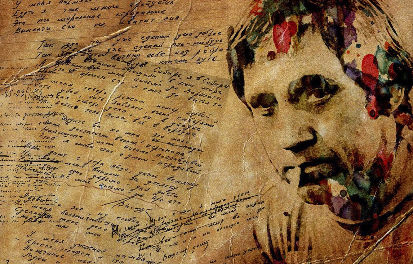 Photo wallpaper actor, musician, the poet, Vysotsky