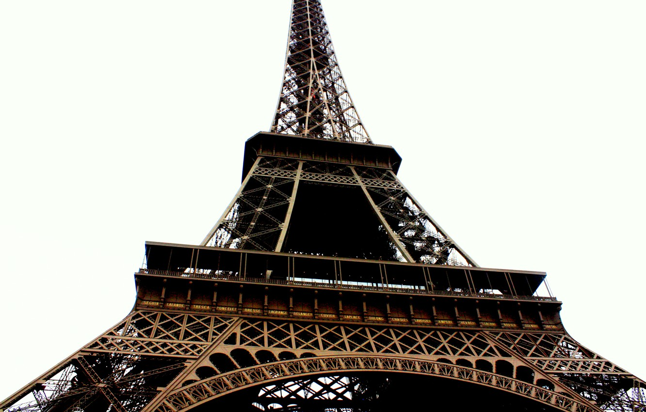 Photo wallpaper Eiffel tower, Paris, France, paris, france