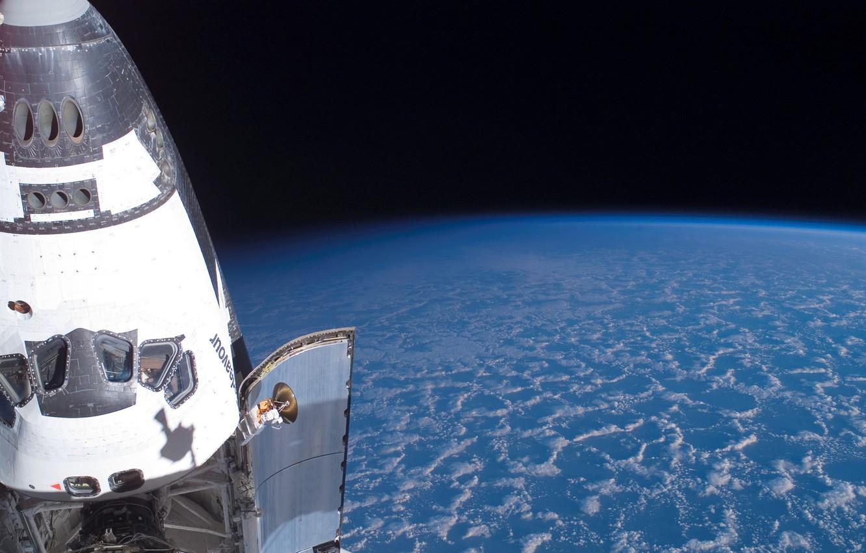 Wallpaper Space Nasa Shuttle Images For Desktop Section