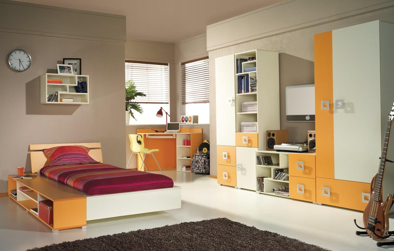 Photo wallpaper design, style, room, interior, children's